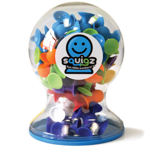Fat Brain Toys Squigz Deluxe Kit