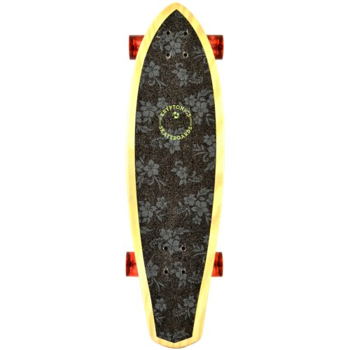 Kryptonics 32'' Tropical Borders Mini Longboard - California Series