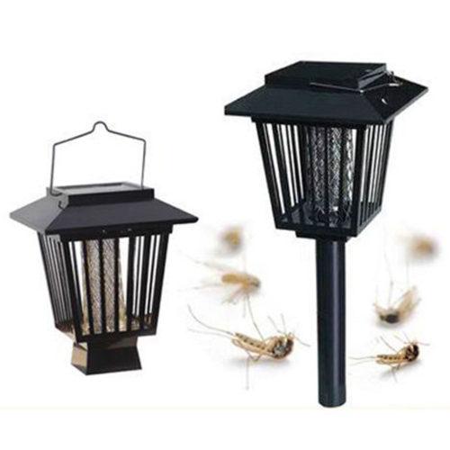 Ηλιακό φωτιστικό και εντομοκτόνο
