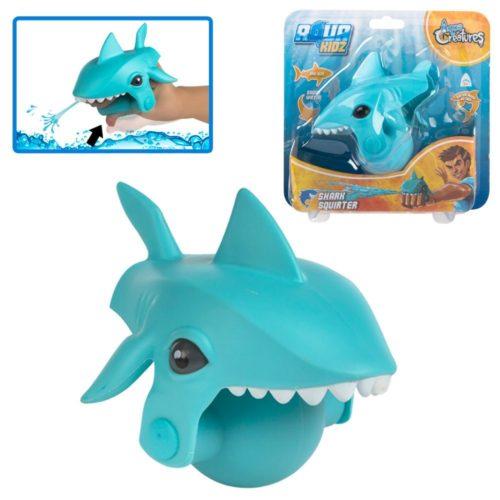 Εκτοξευτήρας νερού καρχαρίας της Aqua Kidz σε μπλε χρώμα