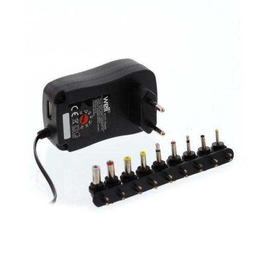 2500mA 3-12V Switching Τροφοδοτικό AC/DC