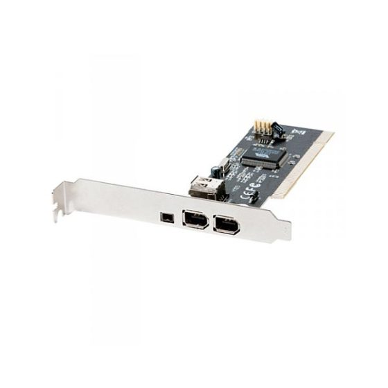 3 Port IEEE PCI card Approx PCIFW3PV2