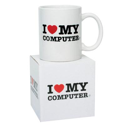 Κούπα: I love my computer