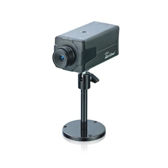 AIRLIVE POE-100CAM PoE IP Κάμερα 1/3 Sharp CCD Dual Stream