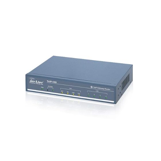 AIRLIVE VoIP-440 VoIP 4-port
