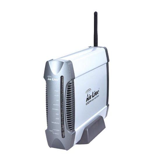 "AIRLIVE WMU-6500FS Wireless HD 3.5"" Turbo-G"