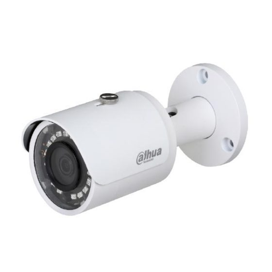 CCTV Bullet Κάμερα 4MP DH-HAC-HFW1400D 3.6 HDCVI DAHUA