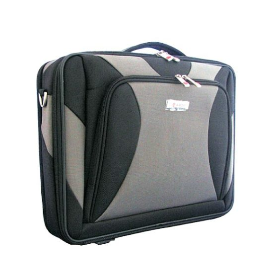 "CG0219  E-BOSS 19"" NOTEBOOK BAG  PVC"