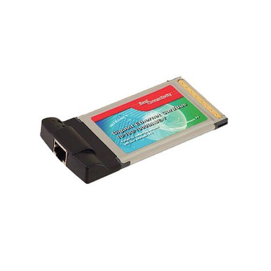 Cardbus  10/100/1000 Gigabit Ethernet