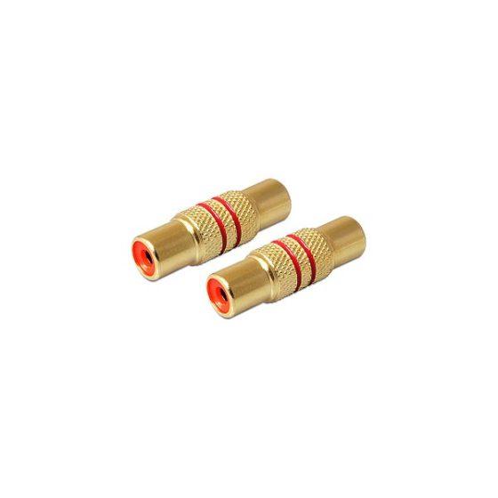 DELOCK Adaptor  Rca F/F