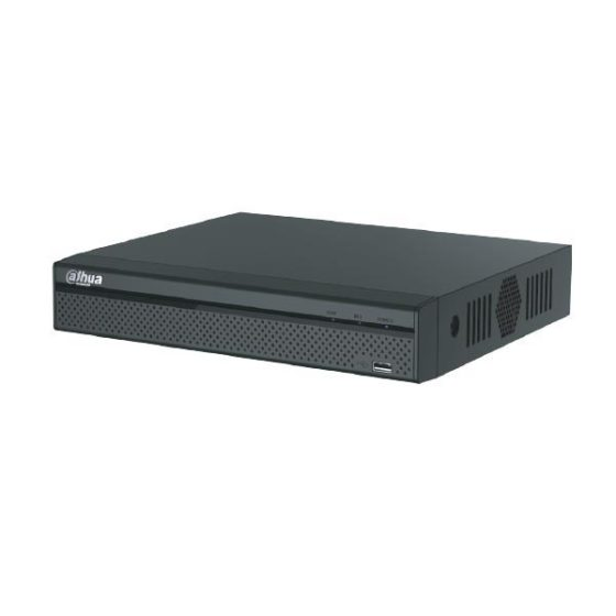 DVR 4CH XVR5104HS-4M 4MP 2IP DAHUA