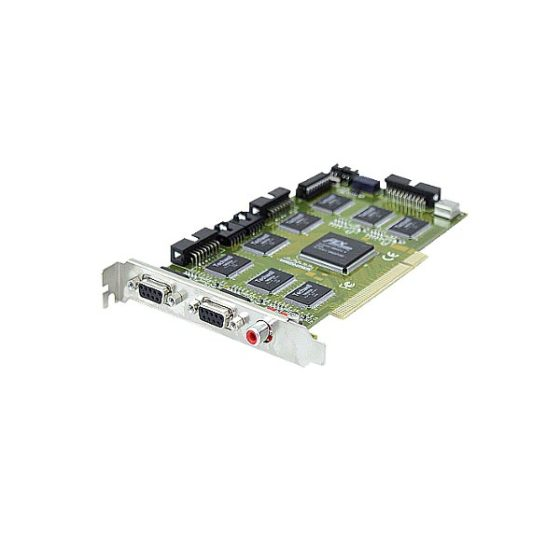 DVR SR-816M9 PCI CARD 16ch  H.264 With Audio