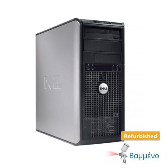 Dell 330 Tower C2D-E7500/4GB/250GB/DVD Grade A Refurbished PC