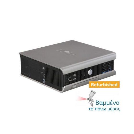Dell 760 USFF C2D-E7400/4GB/160GB/DVD Grade A Refurbished PC