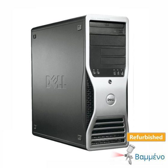 Dell Workstation T3400 Tower C2D-E8400/4GB/160GB/Nvidia 256MB/DVD Grade A Refurbished PC