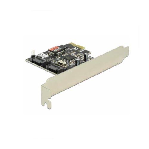 Delock PCI Express Card  70137 2 x internal SATA 3 Gb/s   Raid