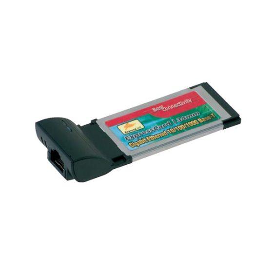 Express Card Et1310 Gigabit Ethernet 34mm  SYBA