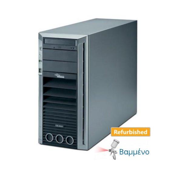 Fujitsu Workstation R550 Tower 2 x Xeon E5410/4GB/160GB/Nvidia 256MB/DVD Grade A Referbished PC