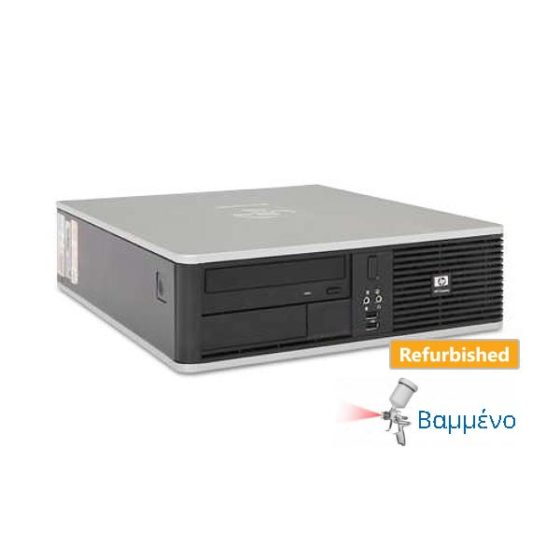 HP DC5800 SFF C2D-E8400/4GB/250GB/DVD Grade A Refurbished PC