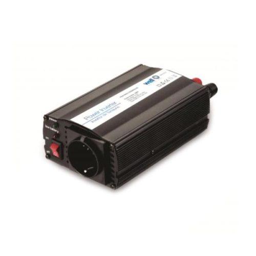 Inverter 300W 12V DC σε 220V AC WELL με θύρα USB