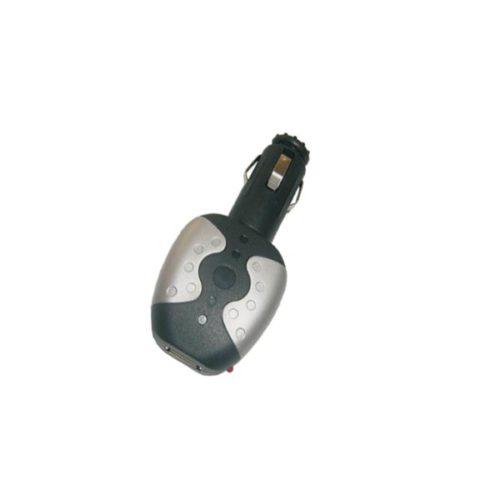 LLAS05100U 600mA Power Adaptor For Car  DC/DC USB Sv Dc