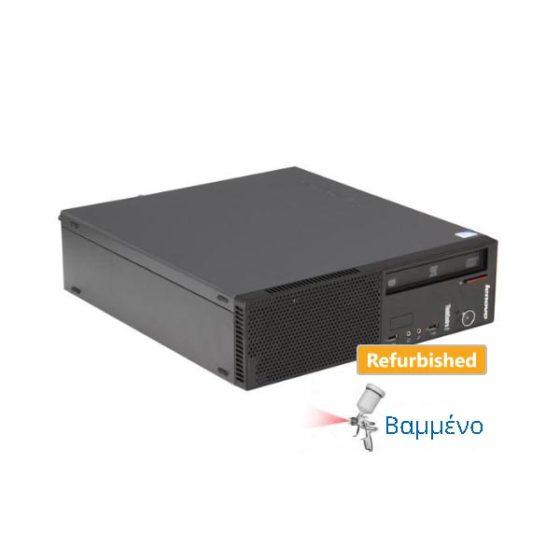 Lenovo EDGE 72 SFF i5-3550/4GB DDR3/500GB/DVD-RW/8P Grade A Refurbished PC