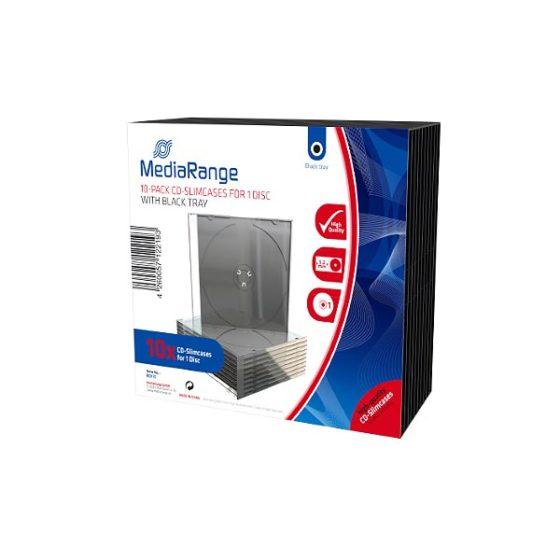 MediaRange BOX32 Θήκες για CD 10 pack