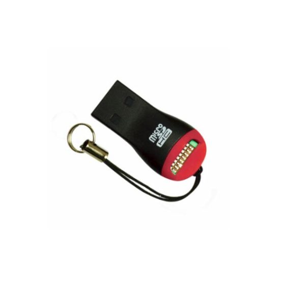 Msonic Micro SDHC Card Reader MC 124