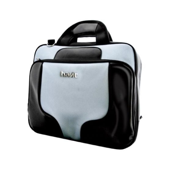 "NOTEBOOK BAG HV-LB85 15.6"" HAVIT GREY BLACK"