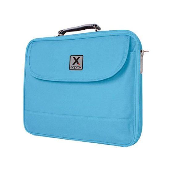 "Netbook Bag APPNB17LB έως 17"" Light Blue Approx"