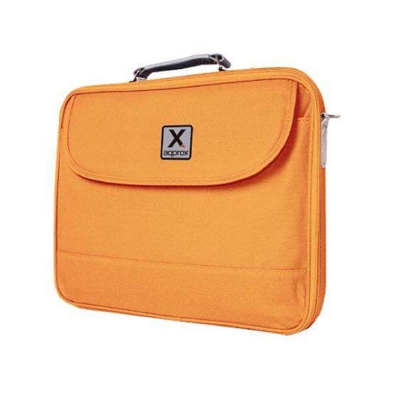 "Netbook Bag APPNB17O έως 17"" Orange Approx"