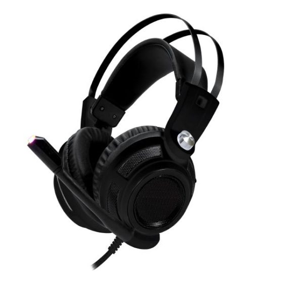 OMEGA Ακουστικό 50mm με μικρόφωνο gaming μαύρο OVH4050B