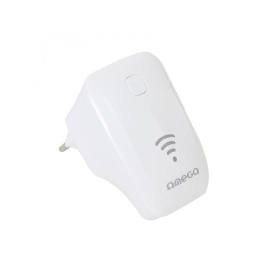 OMEGA WiFi Repeater 300Mbps OWLR325W