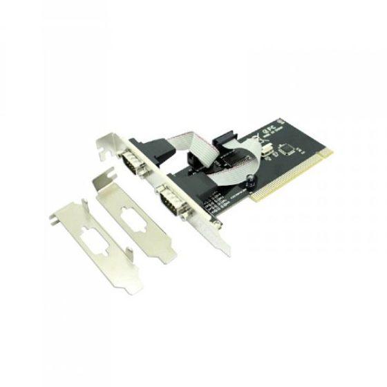 PCI Serial  Dual Ports