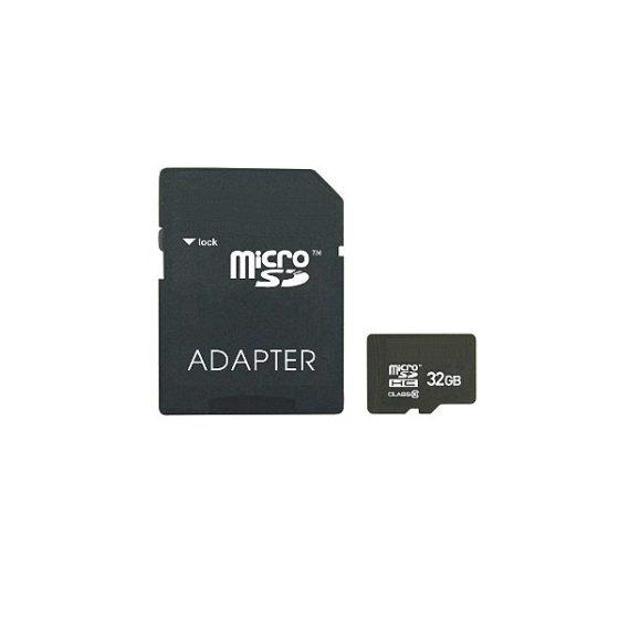 PLATINET microSDHC Secure digital   adapter SD 32GB CLASS 10  PMMSD3210