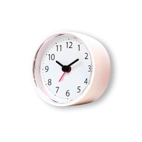 Platinet Ρολόι ξυπνητήρι άσπρο