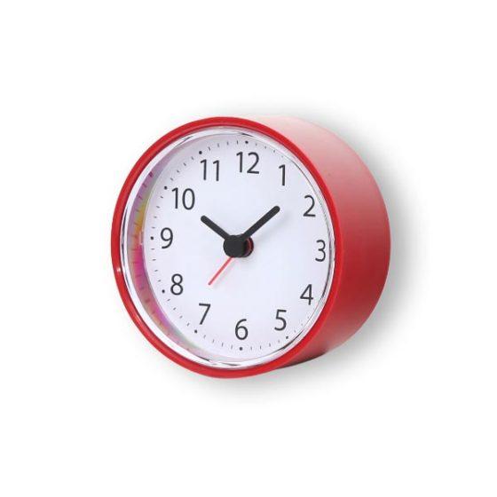 Platinet Ρολόι ξυπνητήρι κόκκινο