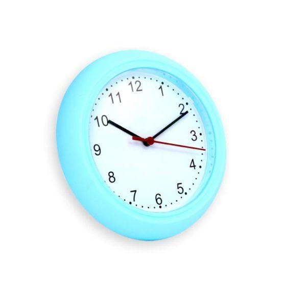 Platinet Ρολόι τοίχου μπλε