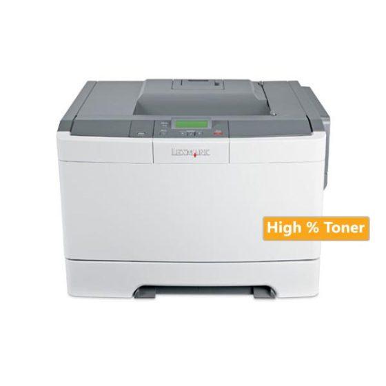 Refurbished Printer Lexmark C544DN ΔΙΚΤΥΑΚΟΣ ΕΓΧΡΩΜΟΣ ( με χρησιμοποιημένο toner άνω του 50% περιεκ