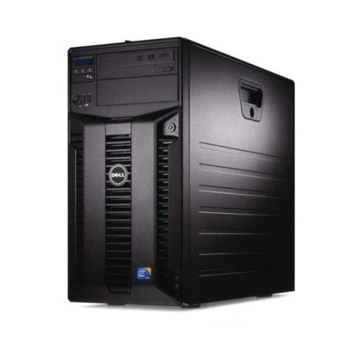 Refurbished Server DELL PowerEdge T310 Tower X3450/8GB DDR3/250GB/2xPSU/DVD