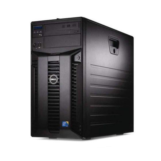 Refurbished Server DELL T310 Tower X3430/4GB DDR3/2x146GB/SAS6/iR/2xPSU/DVD