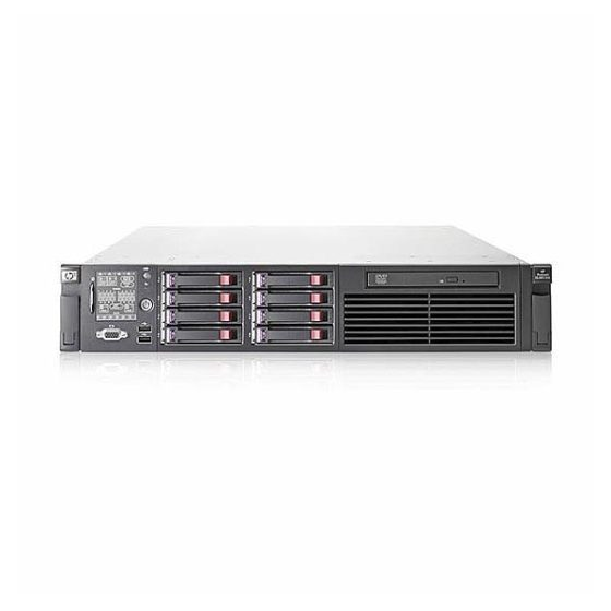 Refurbished Server HP DL380 G7 R2U 1x L5630/6GB DDR3/Various HDD/2xPSU/DVD