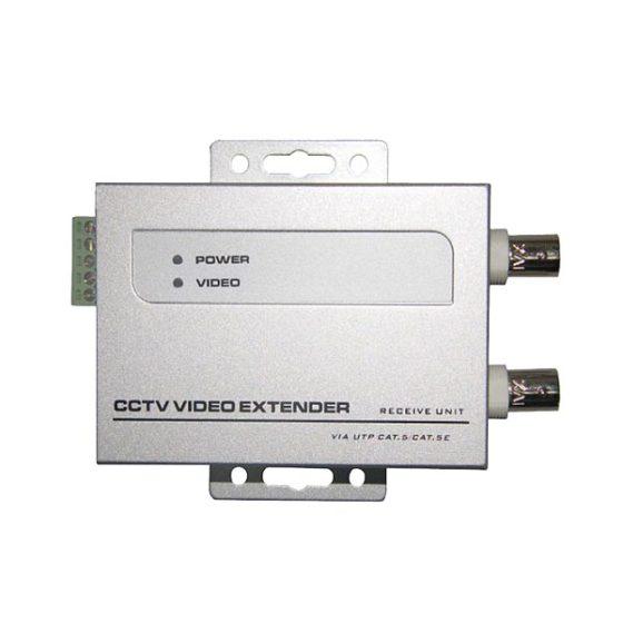 SR-101AT 1ch Active Video Power Transceiver Video Balun 1200m