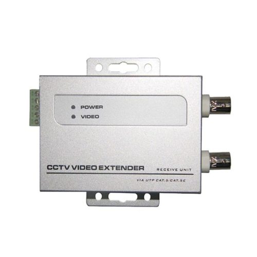 SR-101AT 1ch Active Video Power Transceiver Video Balun 1200m