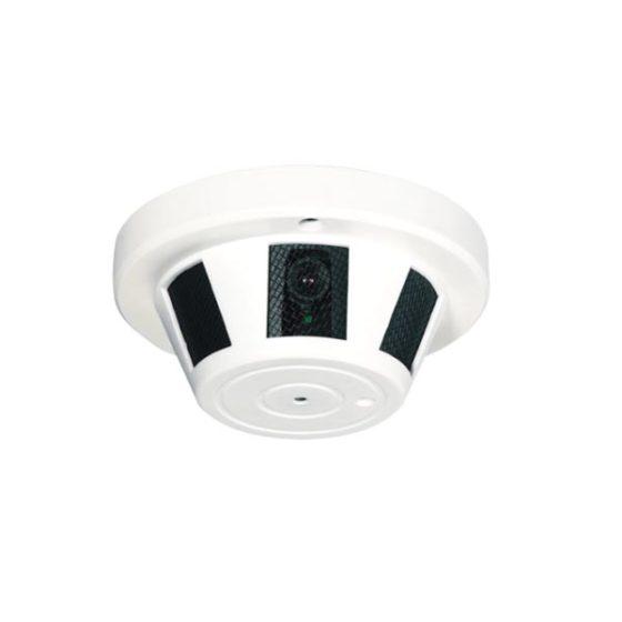 SR-2160ASM CCTV SMOKE DETECTOR  1/4  420TVL Κάμερα  DSP 12V 3.6mmlens