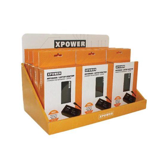 Stand πάγκου X-POWER 480χ265χ25mm  (με αγορά 15 τεμ x-power δίνεται δωρεάν)