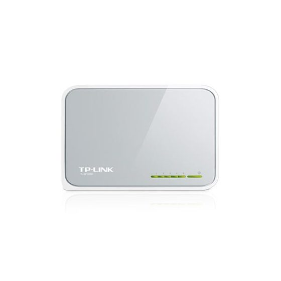 TP-LINK TL-SF1005D Desktop Switch 5-port 10/100M