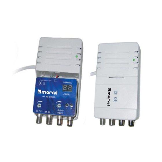 UHF/VHF MT-27P FULL BAND MODULATOR