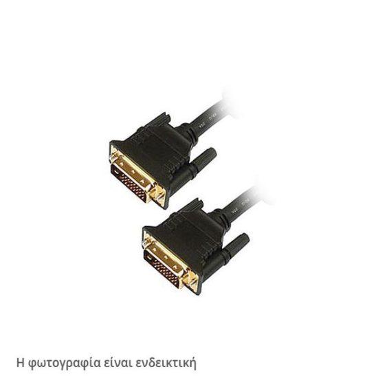 USED Καλώδιο Dvi (24 1) Dual Link M/M χωρίς συσκευασία