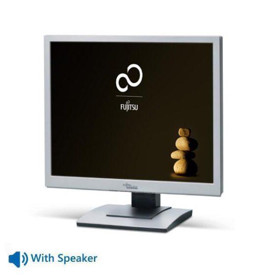 "Used Monitor A19-x TFT/Fujitsu/19""/1280x1024/White/With Speakers/VGA"